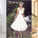The Most Popular Short Wedding Dresses on Pinterest