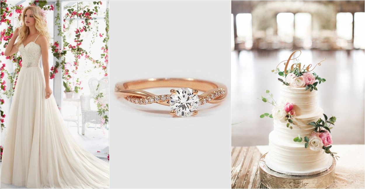20+ Simple Wedding Idea Inspirations