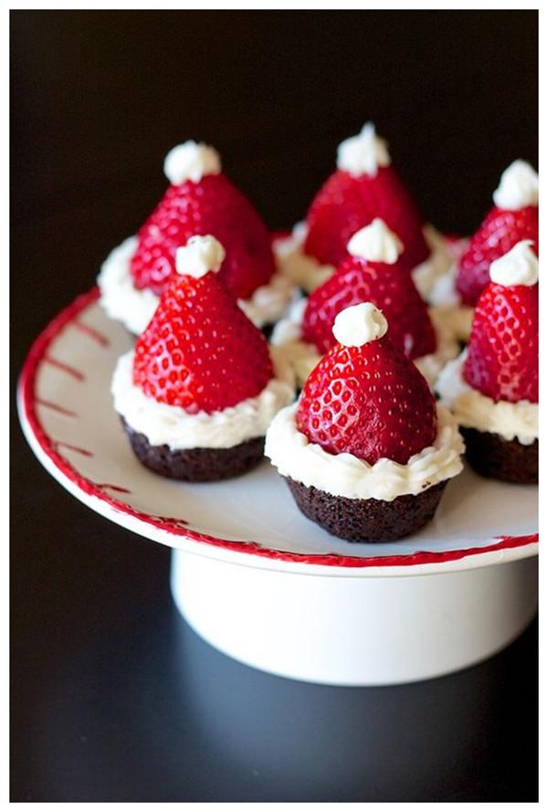 Christmas wedding Food Ideas