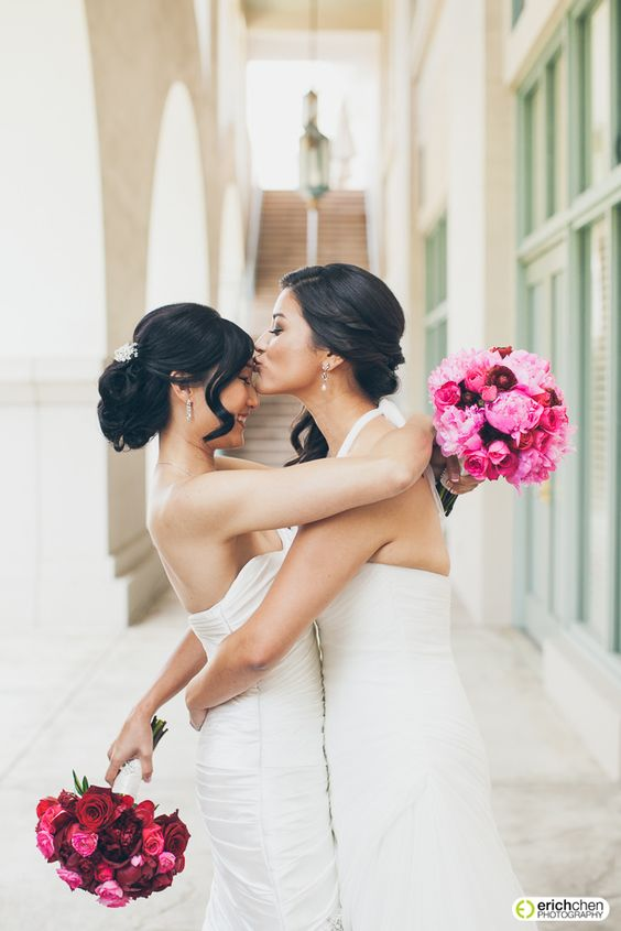 Lesbian Wedding Photo Ideas