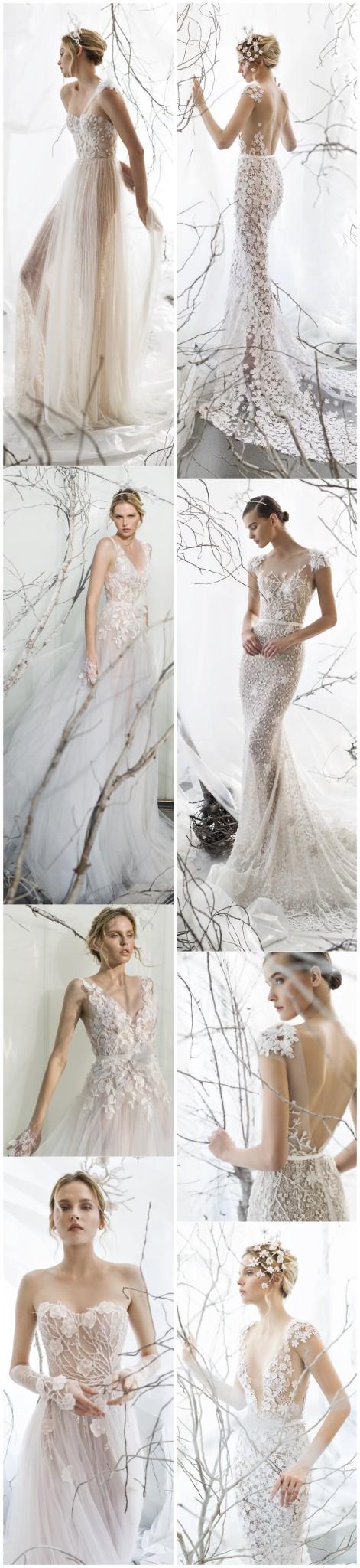 Mira Zwillinger Spring 2017 Bridal Dresses Collection