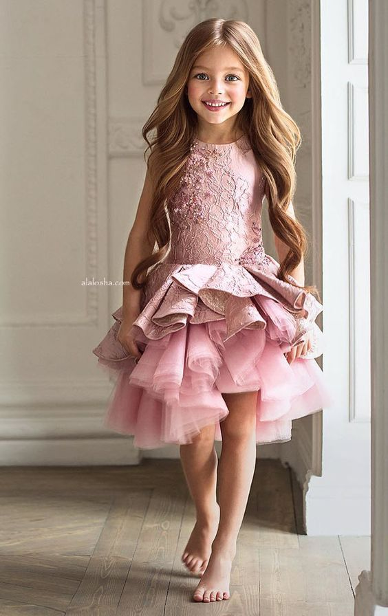 Wedding Inspiration For The Flower Girl Dresses