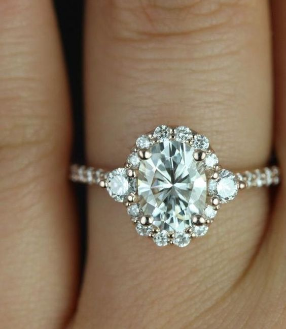 Classiest engagement rings