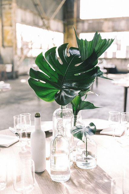 Greenery Wedding Trend Out There