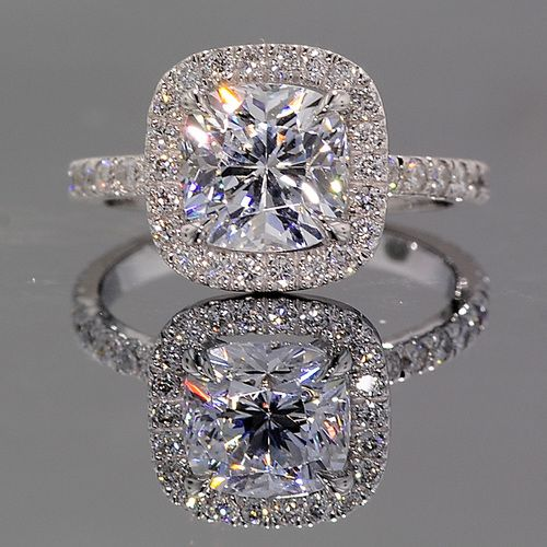 Simple Engagement Rings For Girls