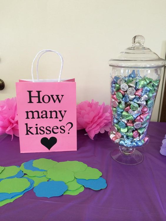 A quick Hershey Kiss decorating ideas