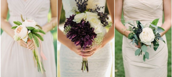 Adorable Small Wedding Bouquets for Your Big Day