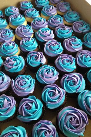 Cupcakes for wedding reception