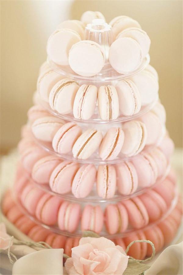 Elegant macaroon cake ideas