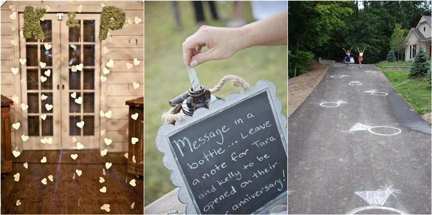 Engagement Party Decoration Ideas