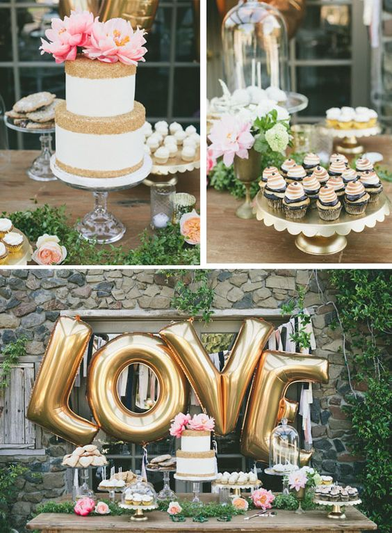20 engagement party decoration ideas for Decorating ideas for outdoor engagement party