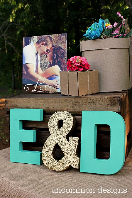 Host a beautiful and fun backyard Engagement party