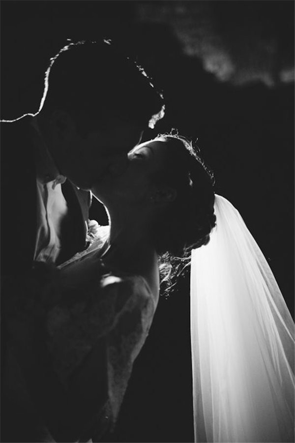 IF your wedding is not at night, but it will get dark during the reception, GET THIS PHOTO before you leave