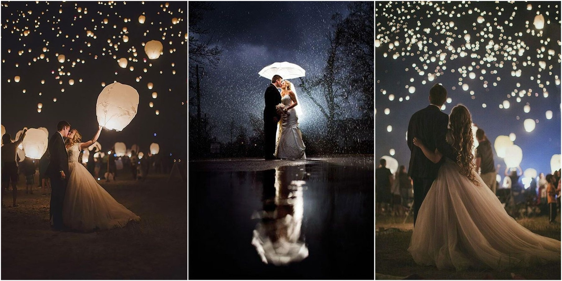 20 romantic night wedding photo ideas you never wonna miss for Ideas for wedding pictures