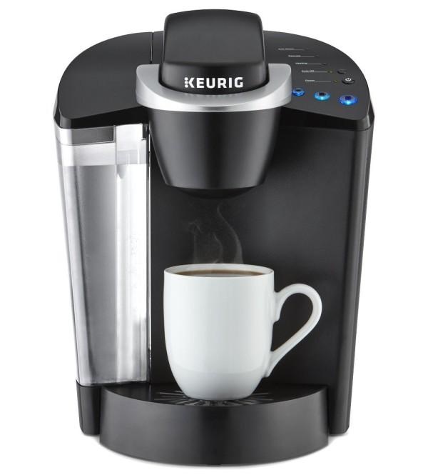 Single Serve Programmable K-Cup Pod Coffee Maker