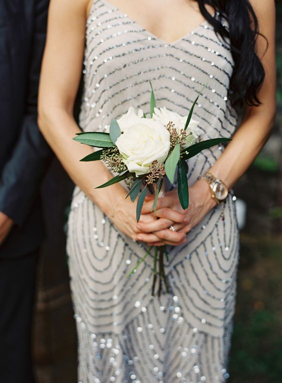 Small wedding bouquet by Bryce Covey Photography