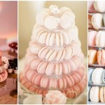 18 Sweet Macaroon Wedding Cake Ideas to Dazzle Your Guests