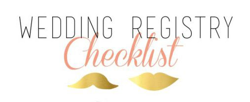 Top 15 Wedding Registry Checklist You Must Have for Your Kitchen