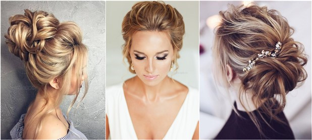 Come and see why you cant miss these 30 wedding updos for long hair junglespirit Images
