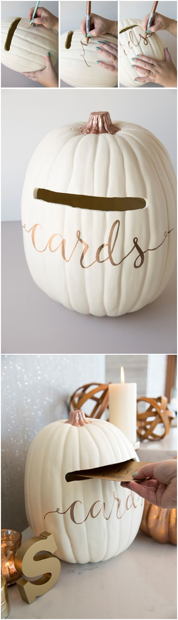 20 Creative Wedding Card Box Ideas Many Brides are Dying for – Fall Wedding Card Boxes