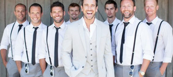 21 Must-have Groomsmen Photos Ideas to Make an Awesome Wedding