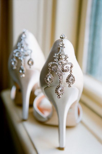Absolutely gorgeous wedding shoes ideas