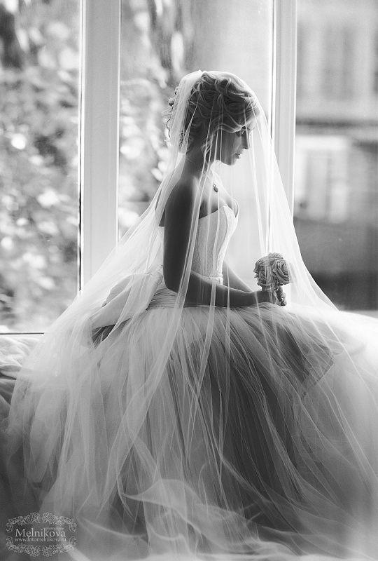 Breathtakingly Beautiful Wedding Veil