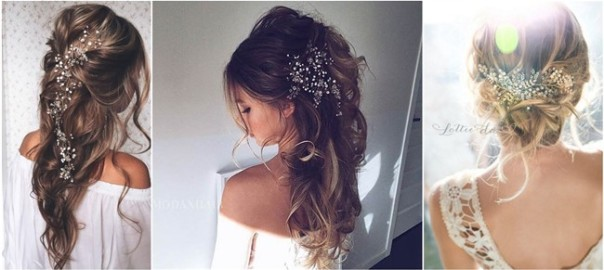 Hair Comes the Bride - 20 Bridal Hair Accessories Get Style Advice for Any Budget