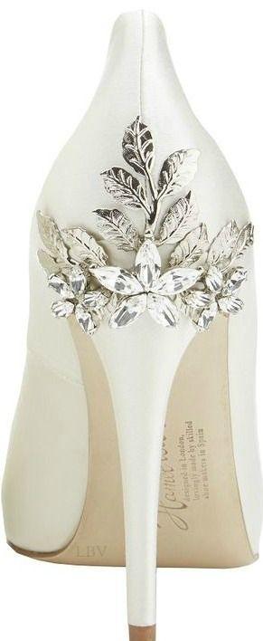 Harriet Wilde Marina Daisy - Wedding Shoes