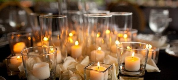 Candlelight Wedding Invitations: Wedding Ideas Inspiration