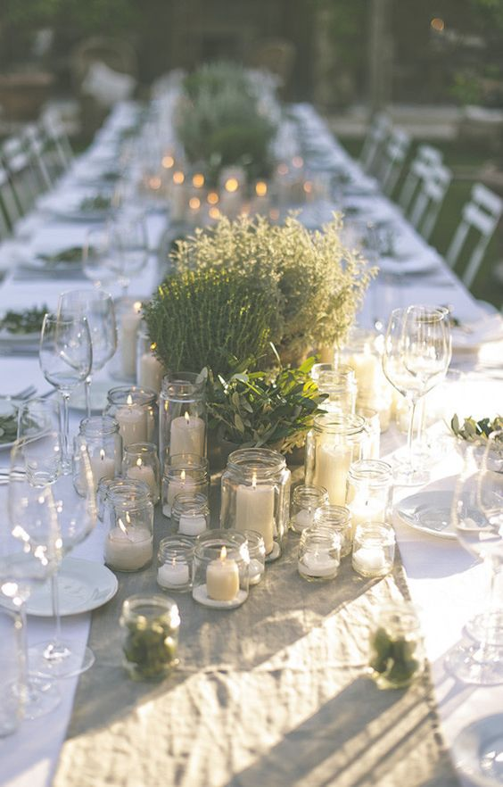 Unique Wedding Tablescapes