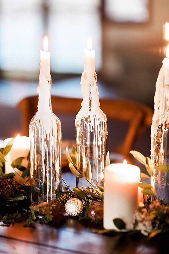 20 stuning wedding candlelight decoration ideas you will love use candles at your wedding junglespirit Images