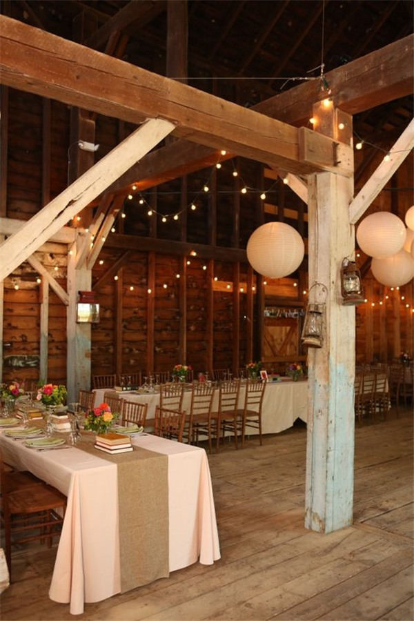 Wedding Barn Country Wedding