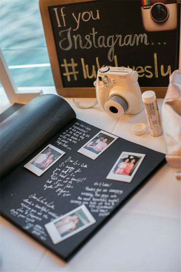 wedding hashtag ideas with instagram