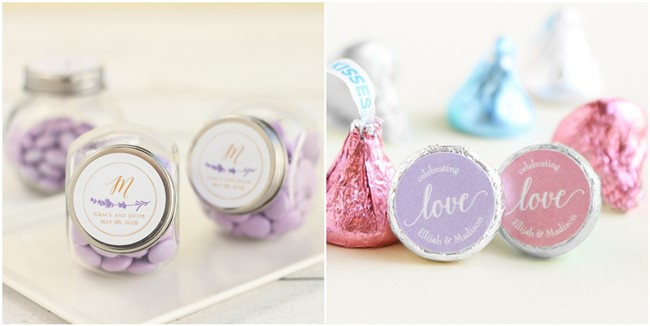 Picking the wedding favors can be really a challenge: you want them to be creative and memorable