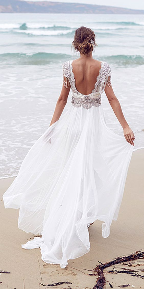 Beach Wedding Dresses Of Your Dream