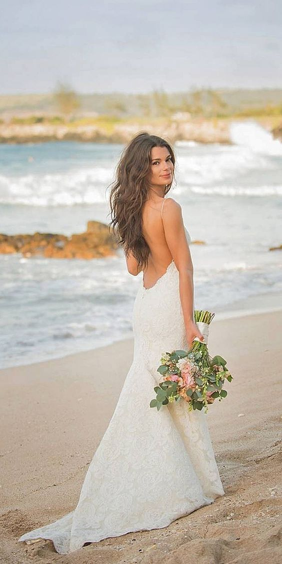 Beach Wedding Dresses for your big day