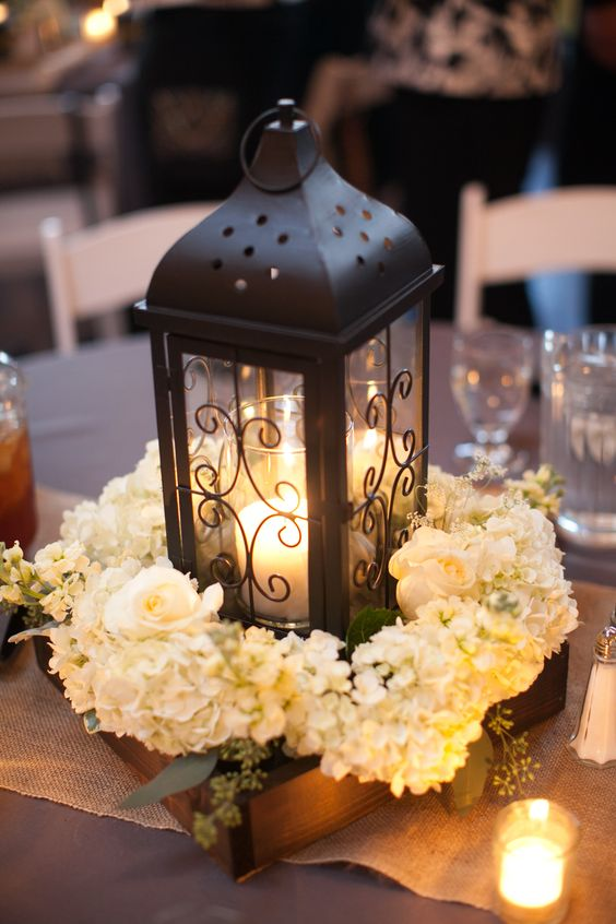 20 Intriguing Rustic Wedding Lantern Ideas You Will Heart