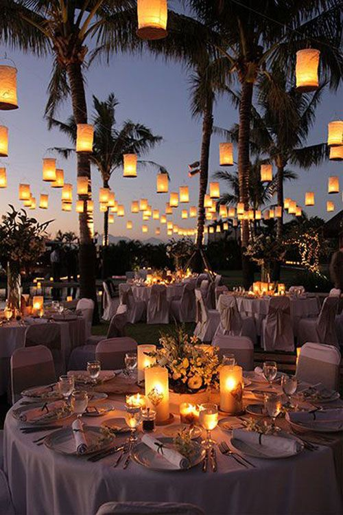 Fun and Easy Beach Wedding Ideas