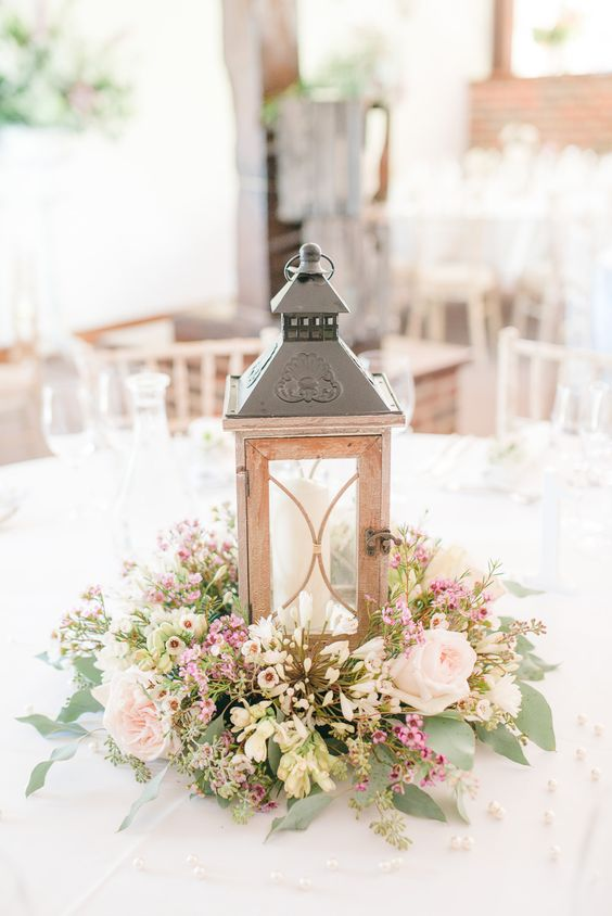 Rustic Barn Wedding at Hillfields Farm with Pastel Colour Scheme