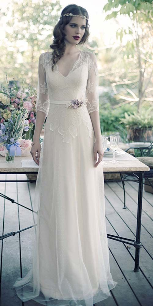 20 Vintage Wedding Dresses with Amazing Details - Page 2