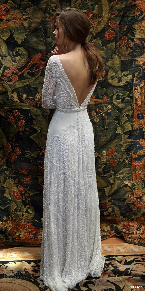 lihi hod bridal 2016 florence long sleeve wedding dress