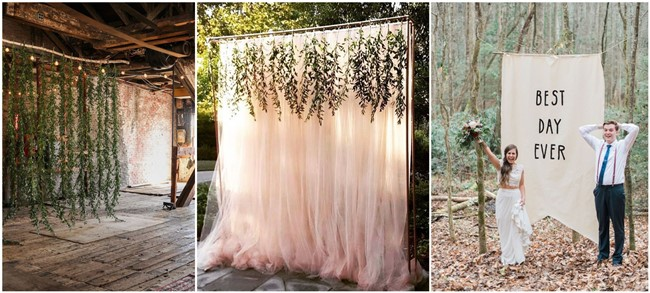Cheap Wedding Gowns Toronto: 30 Unique And Breathtaking Wedding Backdrop Ideas