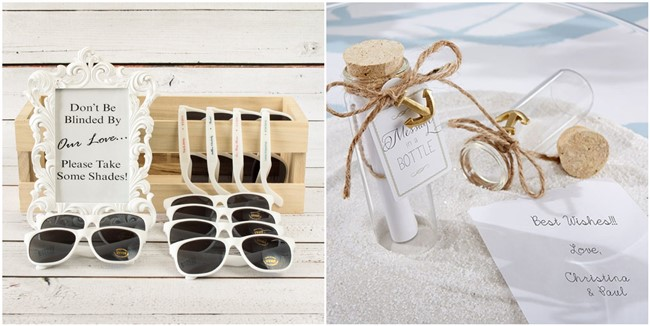 Beach Wedding Favor Ideas Barely Cost A Thing - beach wedding favor