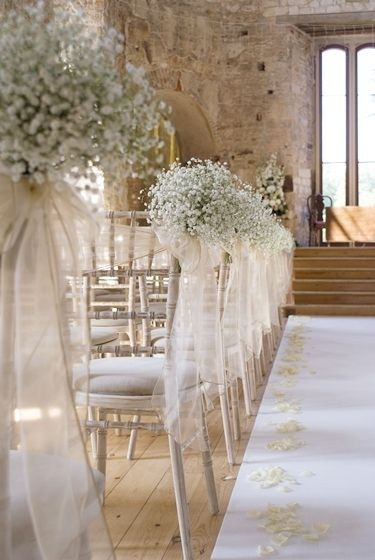 21 stunning church wedding aisle decoration ideas to steal beautiful ideas for your wedding ceremony venue decor junglespirit Images