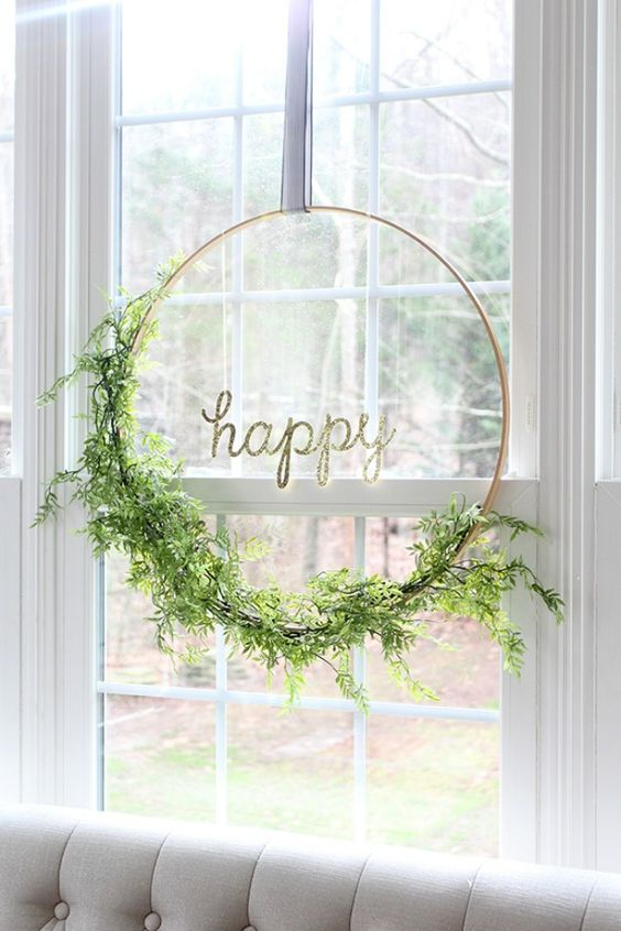Best DIY Spring Wreaths top our list for spring decorating
