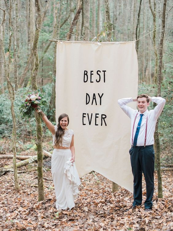Best day ever for big day