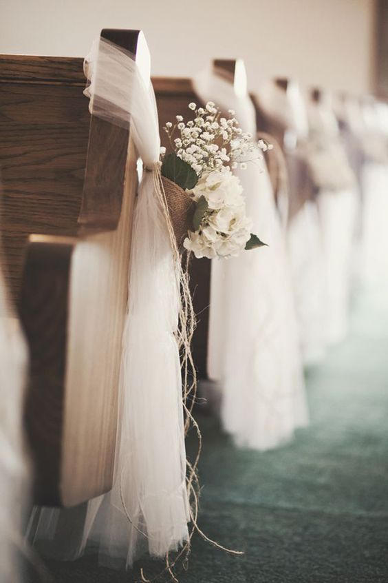 Church Wedding inspiration