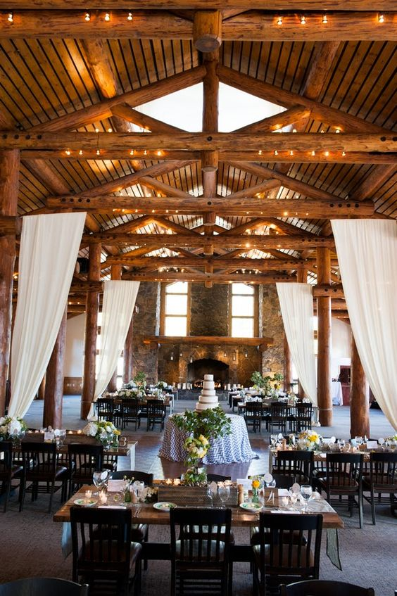 Colorado rustic wedding venue ideas