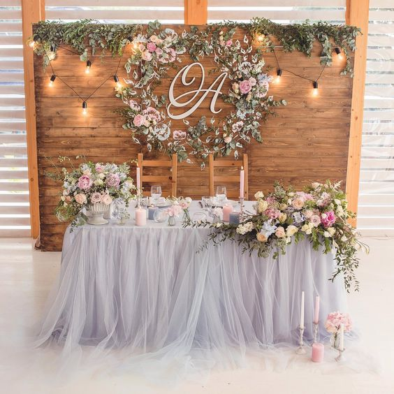 Wedding Backdrop Ideas
